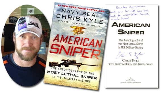 the american war hero chris kyle story Please leave a comment on the forum (made 10 february 2015) if you want to talk about this fallen hero christopher scott kyle was born and raised in texas and was a united states navy seal from 1999 to 2009 he is currently known as the most successful sniper in american military history according to his book.